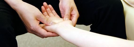 毎日使う「手」は働き者
