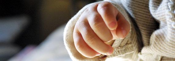 産後のカイロプラクティック(骨盤矯正)