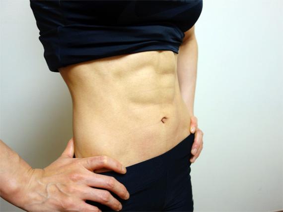産後の体型戻しやボディラインの引き締めに。