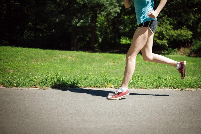 マラソン。走りたい!でも、カラダの準備は万全?