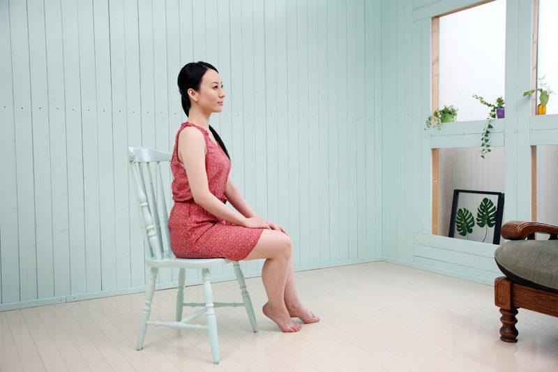 腰痛|30代 女性「長時間座っていると腰が痛くなってくる。」