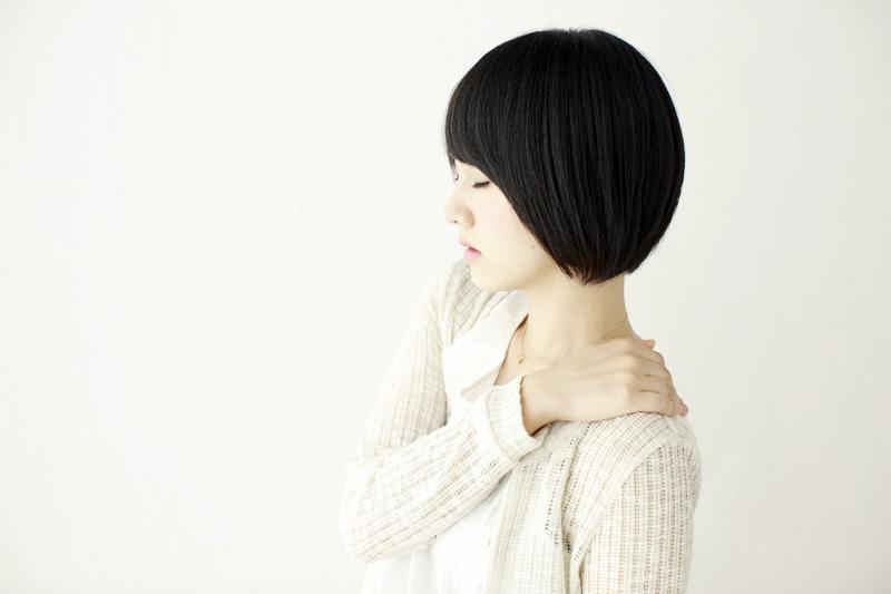 肩こりのご相談事例 - stiff neck